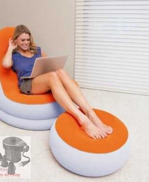 2 in 1 INFLATABLE SOFA 000000111