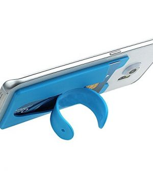 kalaixing-2-in-1-mobile-phone-stand-credit-card-stents-silicone-mobile-holder-self-adhesive-slim-phone-bracket-dark-blue-0-2